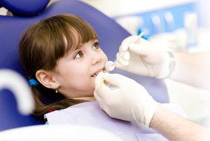 Детский зубной врач в Вологде