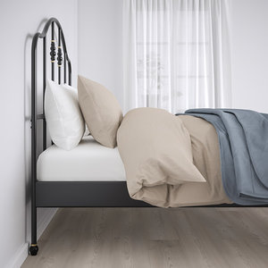 Выбираем стильную кровать в ИКЕА