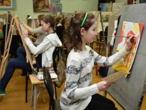 Уроки рисования для детей в Вологде