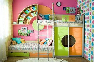 Детская корпусная мебель под заказ в Орске