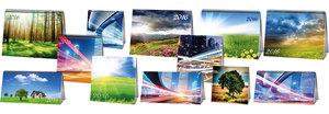 Печать календарей, разнообразие вариантов от «NeoPlastic»