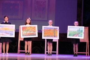 Набор учащихся на новый 2021-2022 учебный год - художественное отделение!