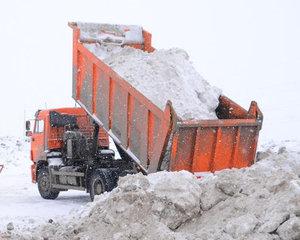 Где заказать вывоз снега в Вологде?
