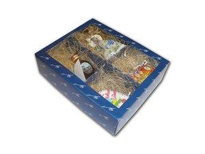 Изготовление упаковки из картона для сувениров