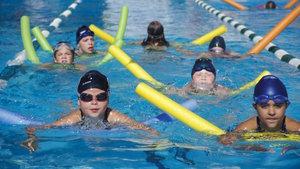 Профессиональное обучение плаванию