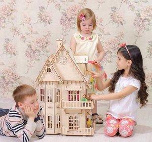 АКЦИЯ!!!💥 Кукольный домик! 🏡ДОМ БЕЗ ИПОТЕКИ🏘 ЦЕНА - 1099 РУБ *при покупке 5 наборов мебели. Выбирайте 💖Игрушки Сити💖
