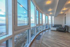 Заказать панорамные окна у производителя в Вологде