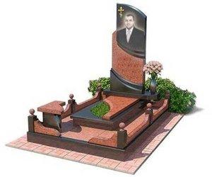 Купить памятник на кладбище из гранита
