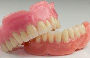 Установить нейлоновые зубные протезы в Вологде
