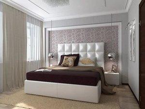 """Стильные спальни - фото и цены в каталогах компании """"Уютный дом"""""""
