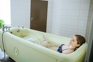 Купить воду для минеральных ванн в Череповце