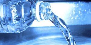 Бутилированная вода высокого качества