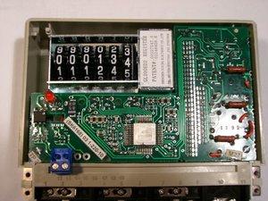 В Независимом Экспертном Центре КРДэксперт выполнена экспертиза электросчетчика