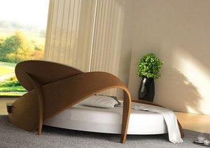 Гнутая мебель - актуальный дизайн сегодня!