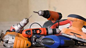 Профессиональный ремонт инструмента