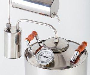 Бытовые самогонные аппараты с термометром