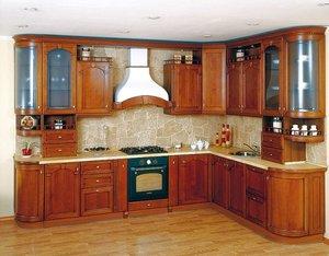 Кухонный гарнитур на заказ от производителя в Череповце