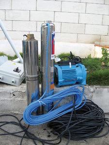 Как выбрать насос для скважины на воду