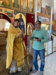 День памяти святого равноапостольного великого князя Владимира!