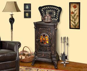 Купить печь-камин для дома или дачи в Вологде