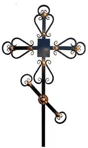 Разновидности ритуальных крестов из металла