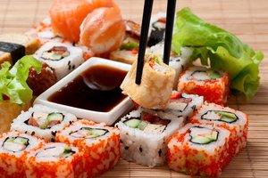 Сайт доставки суши в Красноярске