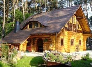 Строительство деревянных домов в Туле поручите специалистам!