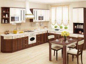 Изготовим кухню на заказ по вашим размерам