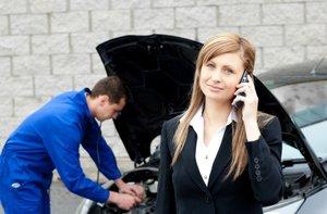 Записаться на ремонт автомобиля в Автосервисе У Жени