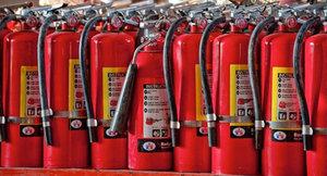 Техническое обслуживание огнетушителей в Оренбурге