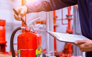 Организация обеспечения пожарной безопасности на предприятиях