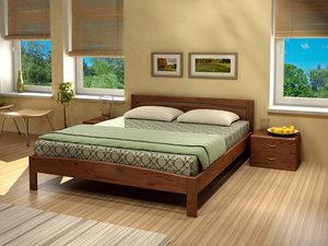 Производство кроватей из массива сосны высокого качества