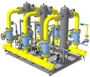 Предоставляем услуги по проектированию газопроводов!