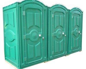 Аренда туалетных кабин и обслуживание