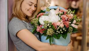 Круглосуточная доставка цветов в Череповце. Доставка 1 час!