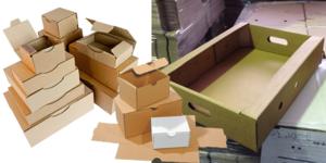 Картонные коробки: спецификация и виды