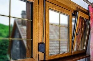 Окна из дуба на заказ Вологда