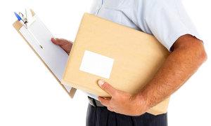 Услуги курьера по доставке писем в Володе