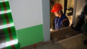 Услуги по ремонту лифтов в Череповце