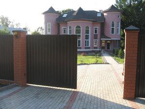 Где купить откатные ворота в Череповце и Череповецком районе