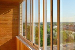 Реальное снижение цен на раздвижные балконы!
