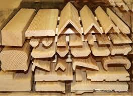 Преимущества деревянных погонажных изделий