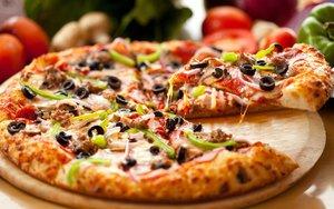 Заказать пиццу с доставкой в Череповце