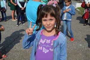 Мероприятие «Должны смеяться дети и в мирном мире жить», посвящённому Дню солидарности в борьбе с терроризмом.