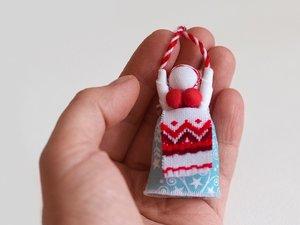 Радостея - кукла-оберег от хандры и печали