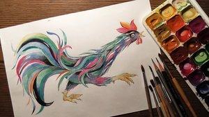 Уроки рисованияакварелью и карандашом в Вологде