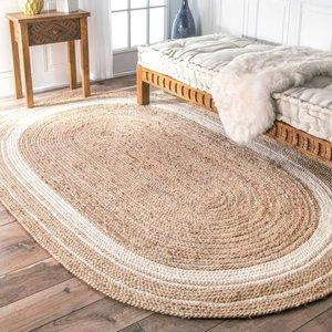 Нестандартное применение джута: изготовление ковриков
