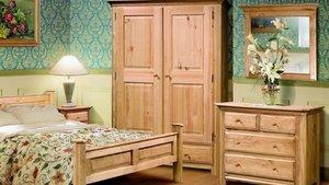 Мебель из сосны по разумным ценам