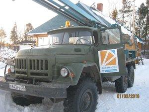 Внимание! Бурение в населенных пунктах по пути Вологда - Великий Устюг!