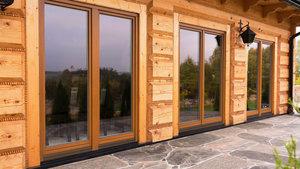 Заказать деревянные окна из сосны